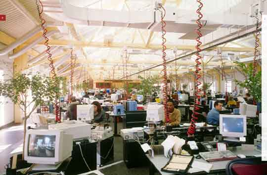 Офис-теплица. «Сделано в Японии»