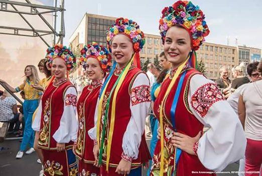 Программа участия Николаевского колледжа культуры в первом фестивале ОЛЬВІОFEST