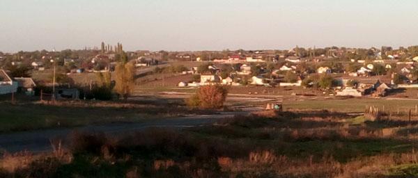 Козырка, Очаковский район, к югу от Николаева