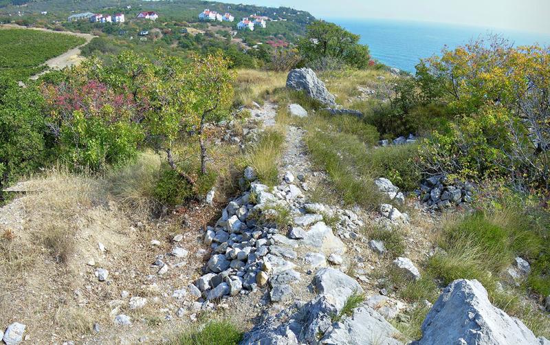 иссар, укрепление на горной дороге для взимания пошлины