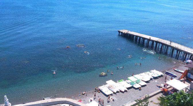 Большая Ялта. Big Yalta. На русском и английском