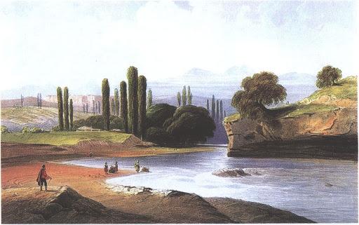 Речные долины и террасы как главные этапы развития рельефа