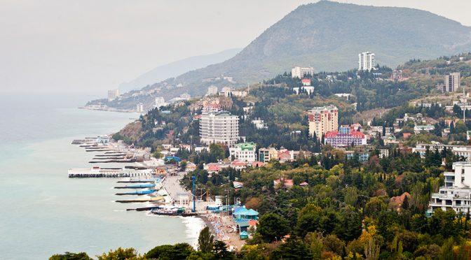 Золотой сезон на Южном берегу Крыма, как в Алуште ловят золото сачком