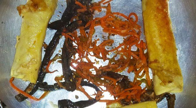 Морковча и другие острые корейские закуски своими руками