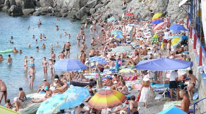 Пляжный рейд 2020 по курортам Крыма: цены, отзывы отдыхающих и местных