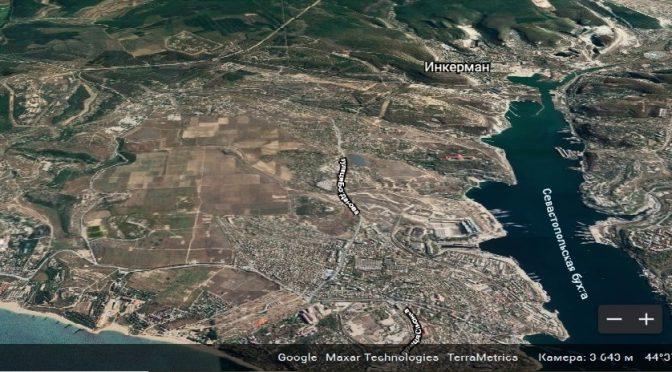 Город Бельбек — дублер столичных функция Севастополя