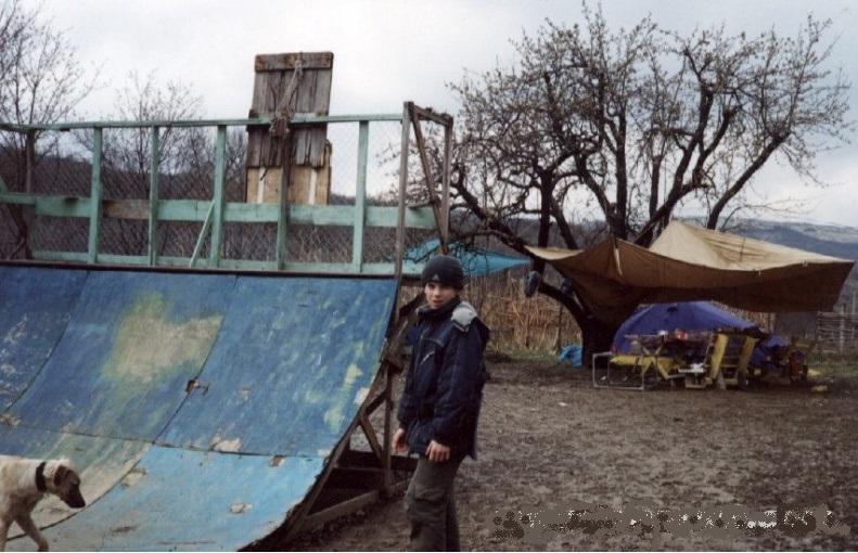 первая деревенская рампа на пост-советском пространстве