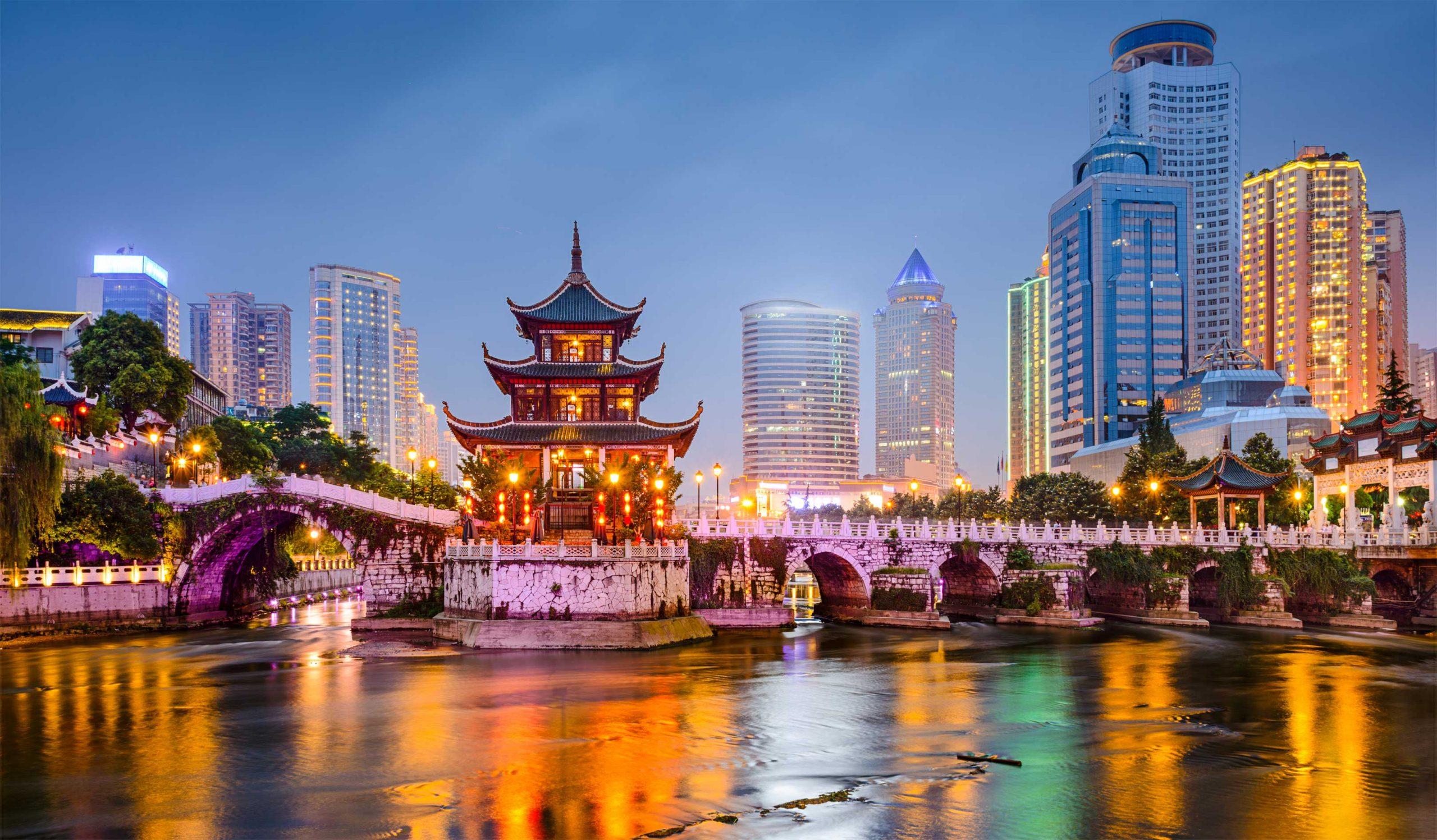 Китай, успехи социализма с китайской спецификой